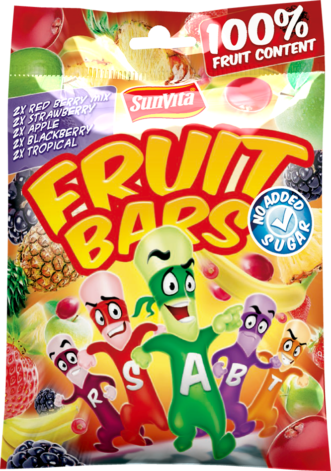 Fruit bars